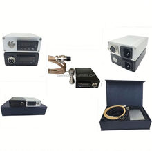 black case / box 16mm heating coil enail/dnail