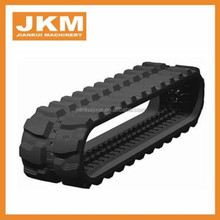 small snowmobile rubber tracks from Shanghai Jiankui