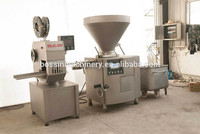 Electric sausage machine equipment:sausage filler+sausage clipper
