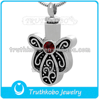 2015 newest design butterfly cremation pendant cremation keepsake jewelry butterfly jewelry holder dies for jewelry