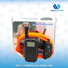 Big LCD Display Remote Dog Training Collar Pet Supply Pet Dog