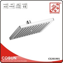 Nice Appearance Square Over Head Shower Head