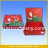 Mini Glitter Decorative Christmas Musical box for gift