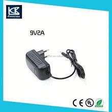 18v 2.5a 18v dc laptop universal power adapter