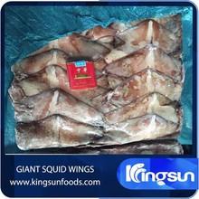 Hot Sale Frozen Fresh Giant Squid Wings