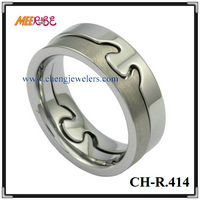 High Quality Comfort Fit Tungsten Wholesale Sterling Silver Ring Mountings