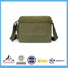 Best Selling Canvas Messenger Bag Classic Canvas Satchel Bag