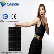 photovoltaic high efficiency low price solar panel 100w 150w 200w 250w 300w