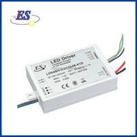 25W 350-1000mA High Power Constant Current LED Driver with 1-10V Dimming