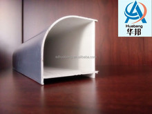 UPVC window profile sliding window grill design
