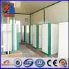 Alibaba China Supplier Africa/Asia/South America Light Steel Prefabricated House for toilet