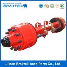 Heavy duty truck American axle with competitive price and high quality