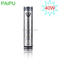 2015 Wholesale new design EGO NOW 40W smoking vaporizer ego glass atomizer ego now electronic cigarette