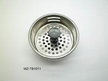 stainless steel bathroom sink drain strainer