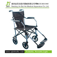 8 kg America High Quality Invalid People use Travel Wheelchair