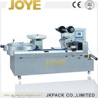 Promotional Stainless Automatic Lollipop Candy Flow Type Packaging Machiner