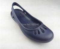 темно синий летний сад обувь сланцы мягкие и удобные сандалии размер w5-w9