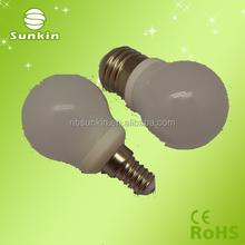 Cheap price super bright nice design 3W 4W 5W 7W 9W C37 G45 G50 ceramic 4W led bulb