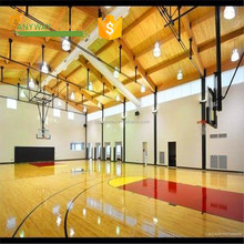 multi-purpose outdoor sport interlocking floor tile for basketball/badminton/tennis/volleyball/futsal