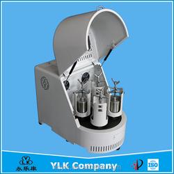Mini vertical ball mill, superfine powder grinding small ball mill machine