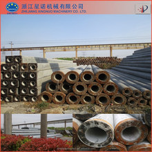 High Strength C80 PHC Pipe Pile Producing Plant