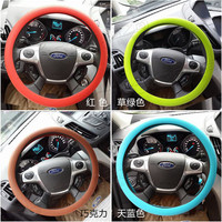 New arrival silicone anime car steering wheel cover