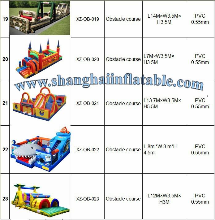 настроить, ПВХ надувная полоса препятствий для детей 3-12 лет, специально разработанные надувные препятствие игры город