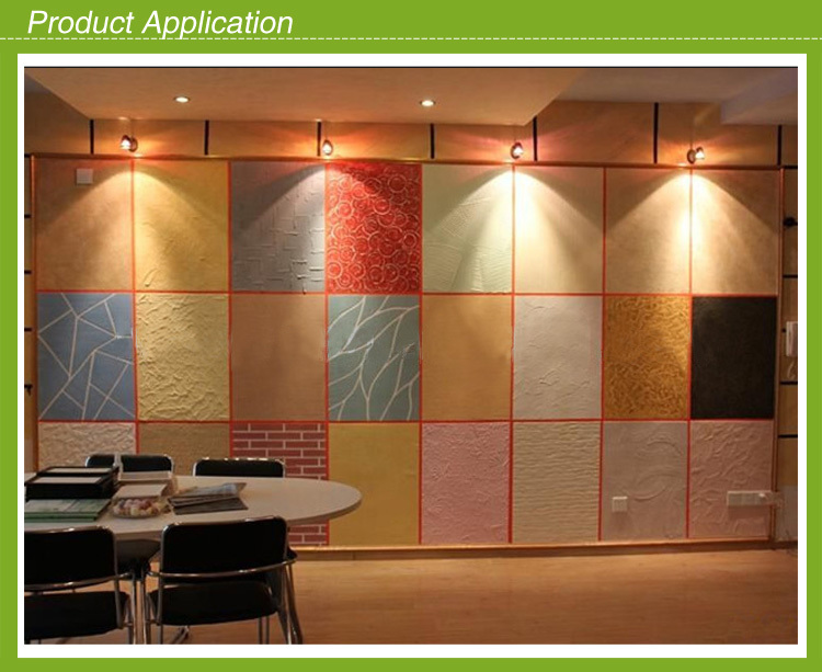Private label interior hydrophobic paint texture effect for Asian paints interior designs