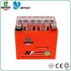 Rechargeable Dry Batteries BATREX 12v AGM Battery For YTX5-BS
