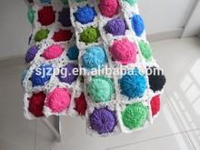 crochet baby blanket pure handmade wholesale