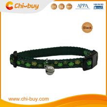 Durable Kitty Collar,Adjustable Meadow Flowers Cat Collar, Neck size 17~28cm, Free Shipping On Order $49
