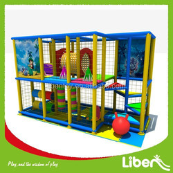 Castle theme children indoor soft play areas playground equipment,play system structure for kids games