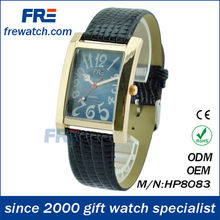 High quality water resistant watches for large wrist women