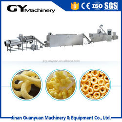 Popular low price puff Snack Food processing line made in China