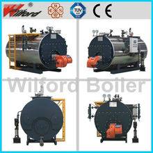 WNS Series Diesel Oil Steam Boiler ASME Steam Boiler