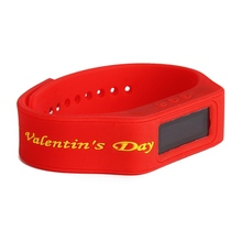 silicone bracelets with sayings,new child bracelet gps