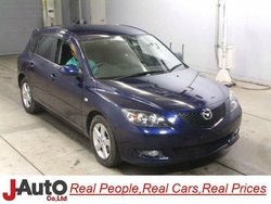 2005 Mazda3 Axela BKEP Japanese Used Car
