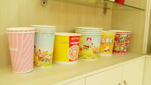 32oz,46oz,64oz,85oz,130oz,170oz Popcorn Use and Single Wall Style popcorn cup/chicken bucket for KFC,fried chicken