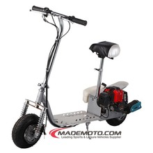49cc 2 wheel trike gas scooter with EPA & DOT