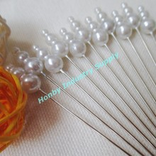 Pack of popular decorative straight craft pins