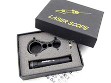 PRO Military Tactical Hunting Wargame small red laser scope