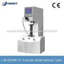 URNDT LHB-3000MD-ZF Automática Brinell Probador de la Dureza
