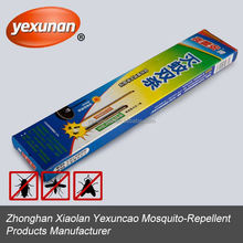 best quality herbal sandalwood mosquito repellent brand with best price from factory