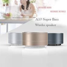 Phone Accessory A10 Wireless Bluetooth Speaker,China Speaker Manufacturer,Mini Bluetooth Speaker With FM Radio