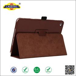 Fashionable Matte PU Leather Cover Case For Ipad Mini 4