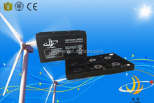 12v 12ah sealed lead acid battery for UPS application/solar system with good price