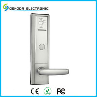 Hot Sale RF Card Hotel Door Lock With Zinc Alloy