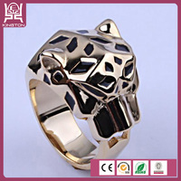men women extreme fashionable stainless steel ring for distillation