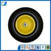 "flat free tire solid PU foam wheel tire13"""