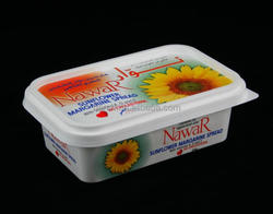 take out custom design plastic food box with lid